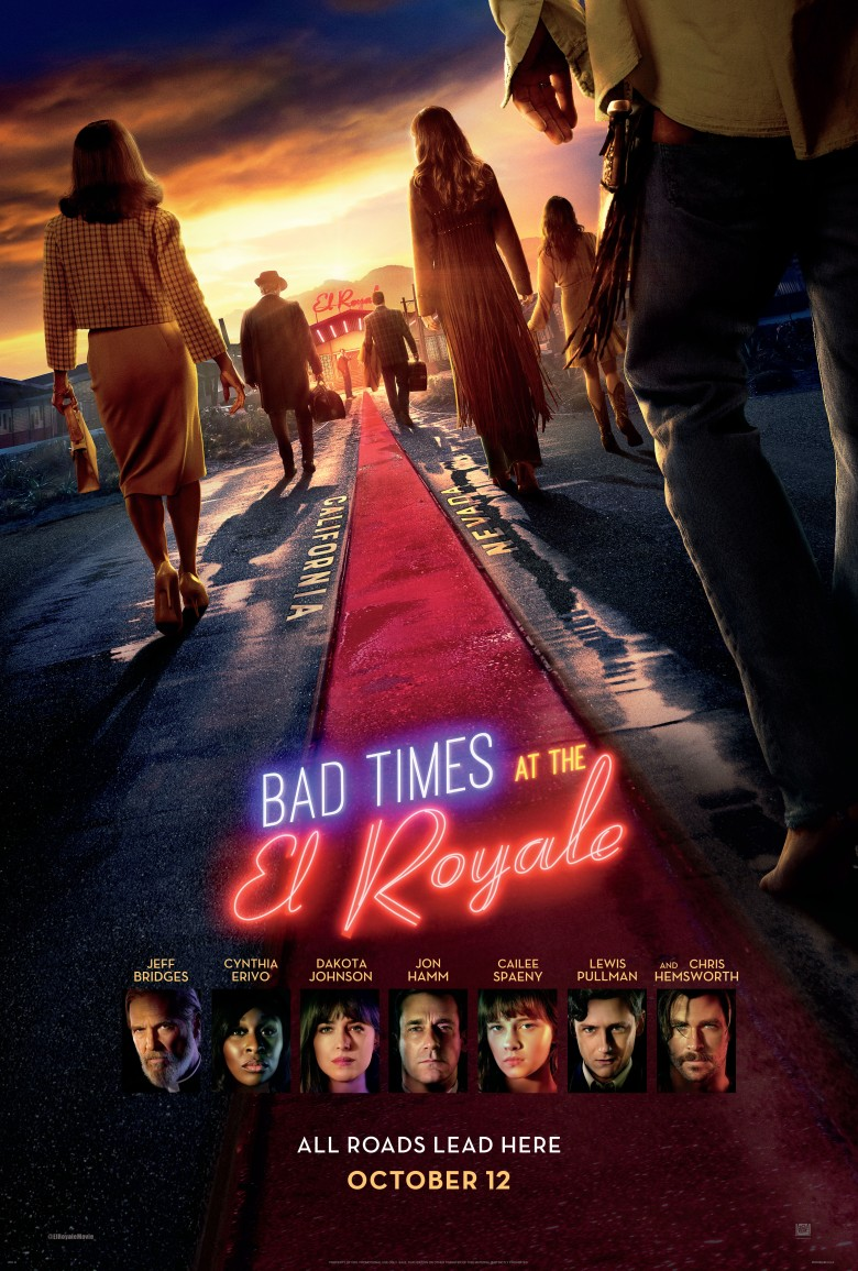 BAD TIMES AT THE EL ROYALE_POSTER