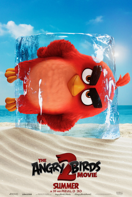 ANGRY BIRDS 2 Trailer and Character Posters – Instinct Culture